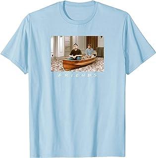 Friends Joey Chandler in Boat T-Shirt