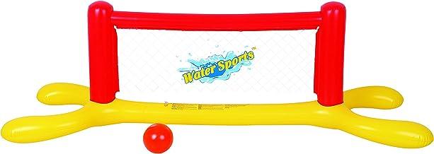 GLOBO- Juego de Voleibol Deportivo de Agua (60702)- Multicolor- Talla unica (1)