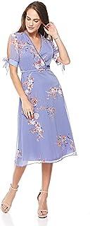 Trendyol A Line Dress for Women - Blue, Size XS