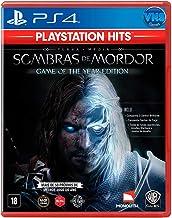 Sombras De Mordor Goty Ps Hits-1-playstation_4