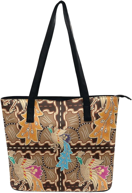 Women Lady Satchel Shoulder Bags Beach Tote Bag Large Capacity Wallets
