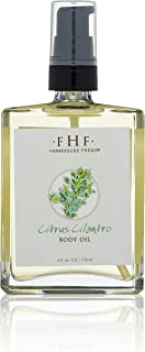 Farmhouse Fresh Citrus Cilantro Body Oil 4 FL OZ