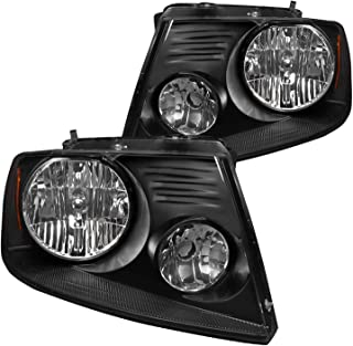 Spec-D Tuning 2LH-F15004JM-RS Headlight