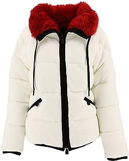 MONCLER Luxury Fashion Womens 8452600C801304A White Down Jacket | Fall Winter 19