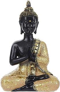 PPCP Crafts Resin Decoration Church Buddhist Ornaments Buddhist Supplies Buddhism Adornment Buddha Tathagata Sculpture(Re...