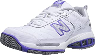 New Balance Women's 806 V1 Tennis Shoe