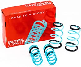 LS-TS-MC-0001 Traction-S Performance Lowering Springs for MINI Cooper (R56) 2007-14