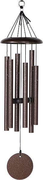 Corinthian Bells 27 Inch Windchime Copper Vein