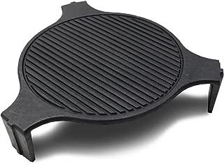 SmokeWare Cast Iron Plate Setter - Fits Big Green Egg (MiniMax)