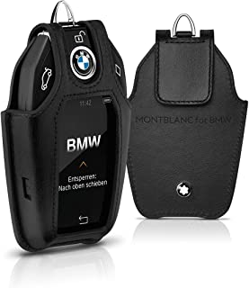 MONTBLANC Display key Cover, MONTBLANC for BMW Car Key Sleeve