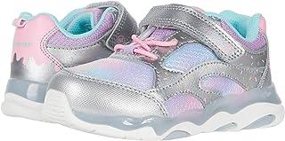 Stride Rite Girls Lighted Swirl Sneaker