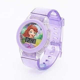 Disney Sofia Girls Digital Dial with LED Light Wristwatch - SA7210-D Sofia