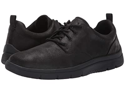Clarks Tunsil Lane (Black Synthetic) Men