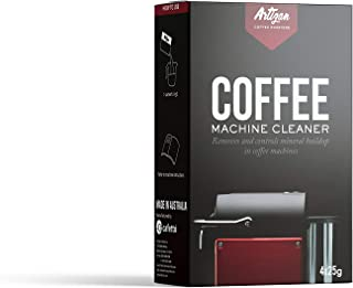 Organic Descaling Cleaning Solution for all Coffee and Espresso Machines including Single-use Machines like
