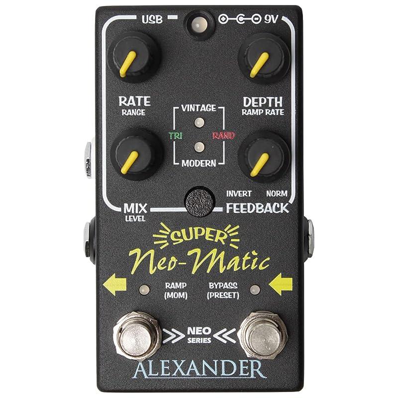 Alexander Pedals Super Neo-Matic