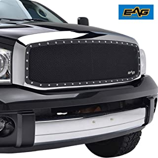 Best cummins front grille emblem dodge diesel Reviews