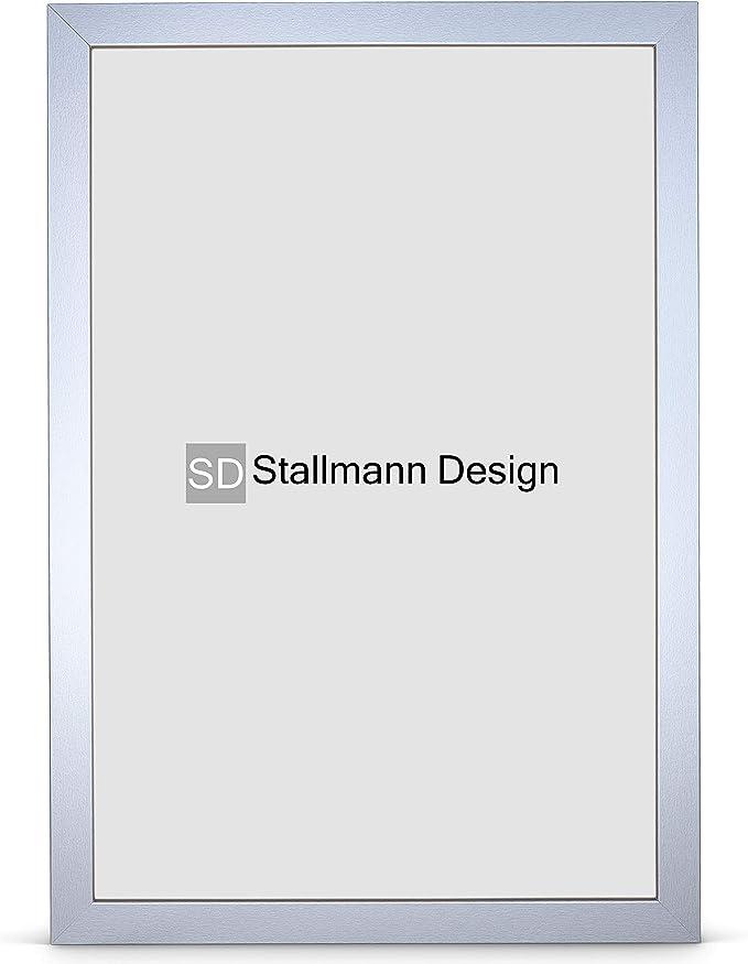 """3793 opinioni per Stallmann Design- Cornice """"New Modern"""", 10 x 15 cm, colore bianco, formato A4 e"""