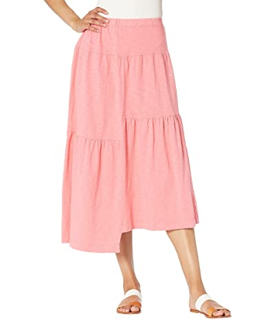 Dylan by True Grit Most-Loved Staggered Tier Skirt