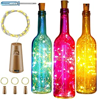Amazon.es: luces para botellas - 3 estrellas y más