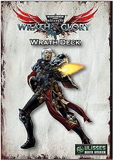 Ulisses North America Wrath & Glory Wrath Deck RPG