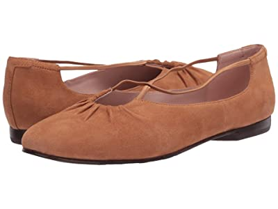 Taryn Rose Alessandra by Taryn Rose Collection (Toffee Suede) Women