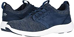 Navy Multi Washable Nubuck/Flying Knitting