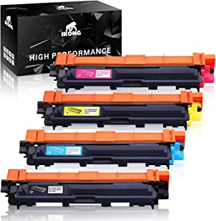 IKONG Compatible Toner Cartridge Replacement for Brother TN-221 TN-225 B-TN221 B-TN225 use with Brother MFC-9330CDW MFC-9130CW HL-3140CW MFC-9340CDW HL-3180CDW Printer