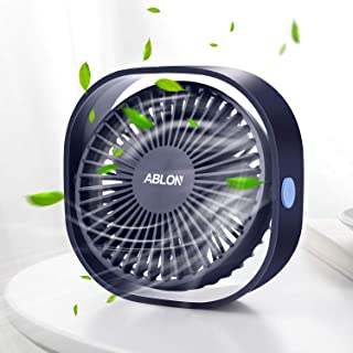 Best small white desk fan Reviews