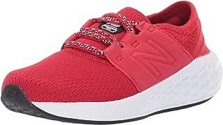 New Balance unisex-child Cruz V2 Fresh Foam Bungee Running Shoe
