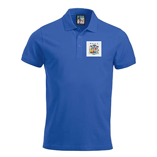 ac395868531 Birmingham City 1936 Football Polo Sizes S-XXXL Embroidered Logo