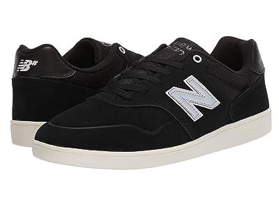 New Balance Numeric NM288 (Black/Sea Salt) Men