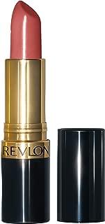Revlon Super Lustrous Lipstick with Vitamin E and Avocado Oil, Cream Lipstick in Coral, 225 Rosewine, 0.15 oz