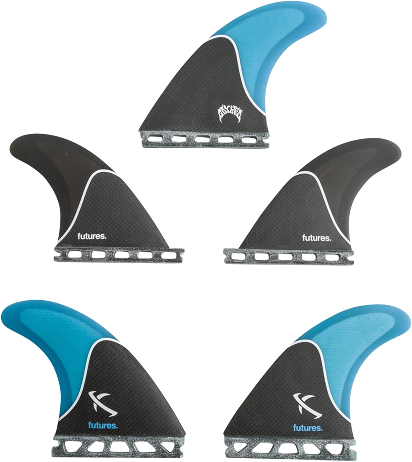 Futures Fins  ...Lost Large Honeycomb 5fin