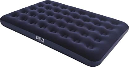 Pavillo Airbed Quick Inflation Outdoor Camping Air Mattress, Blue