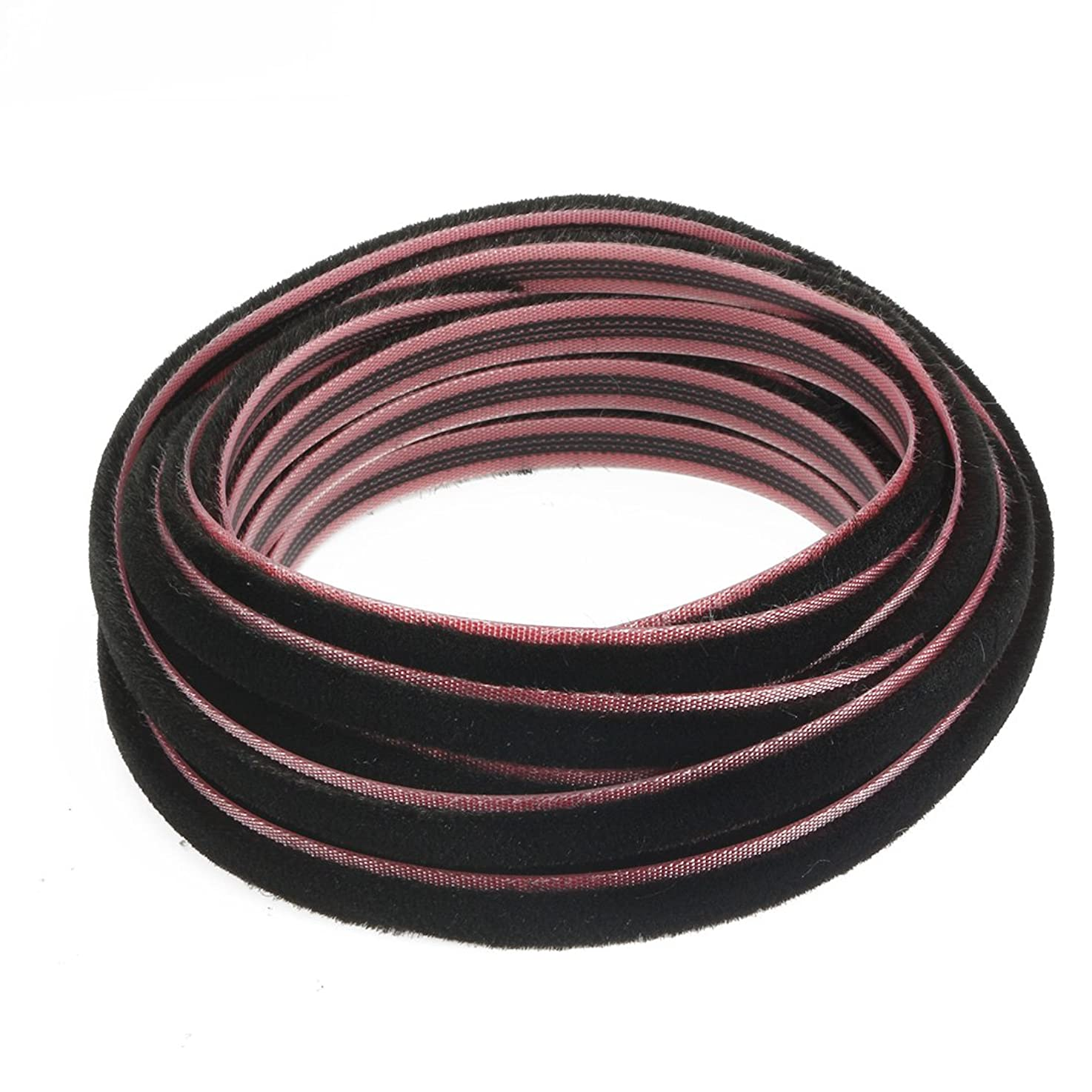 uxcell Window Weather Seal Strip 3/8-Inch x 1/4-Inch x 19.7 Feet