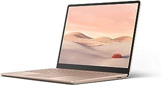 "Microsoft Surface Laptop Go Ultra-Thin 12.4"" Touchscreen Laptop (Sandstone) - Intel 10th Gen Quad Core i5, 8GB RAM, 256GB ..."