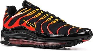 Nike Air Max 97 / Plus Mens Running Trainers AH8144 Sneakers Shoes (UK 9 US 10 EU 44, Black Engine 002)