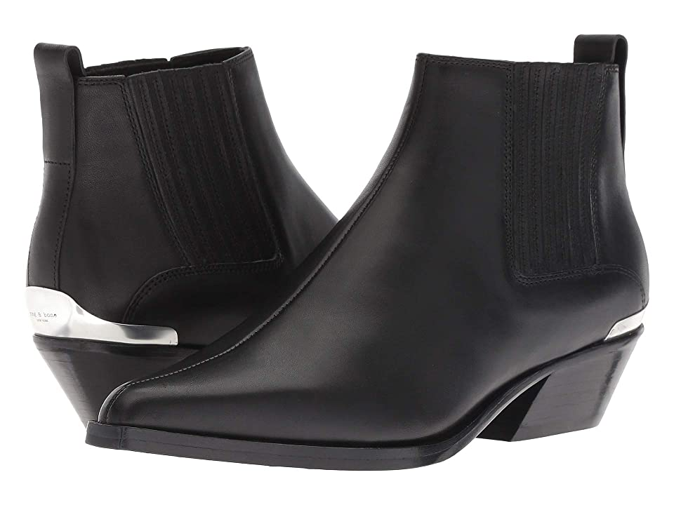 rag & bone Westin Bootie (Black) Women