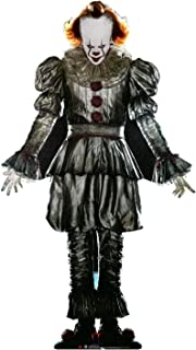Advanced Graphics Pennywise Life Size Cardboard Cutout Standup - IT Chapter 2 (2019 Film)