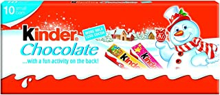 Kinder Maxi Chocolate Bar 125 g