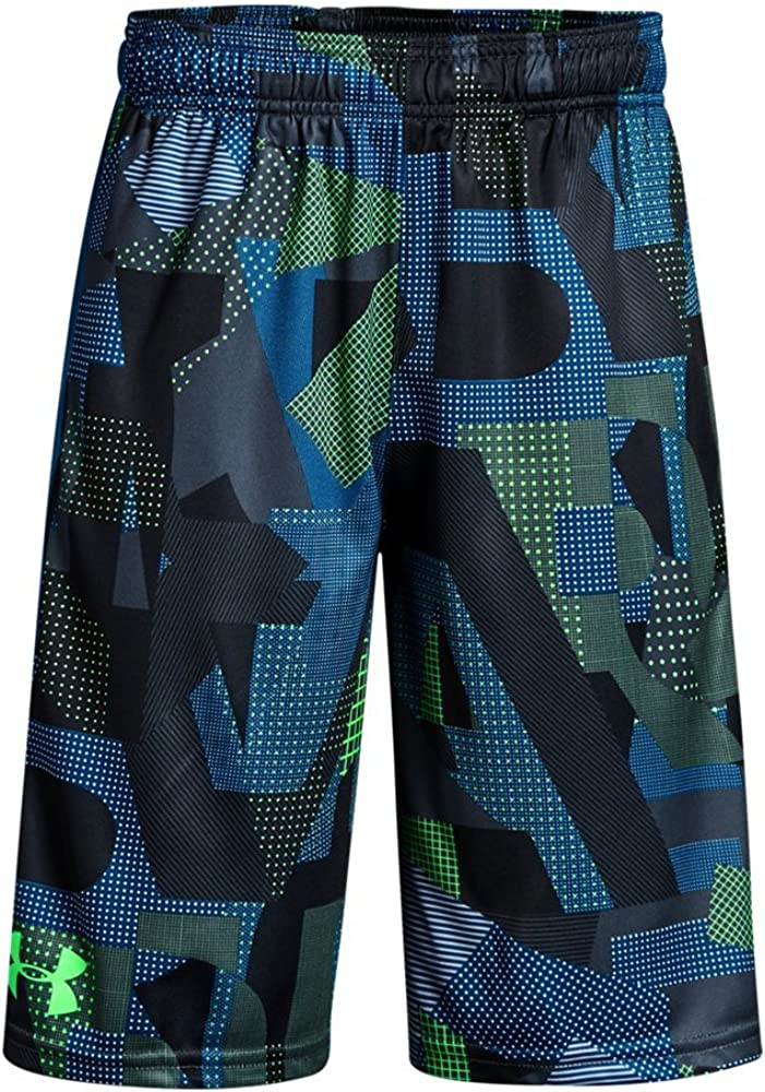 Selling rankings Under Armour Boys' Stunt Printed Rare Shorts