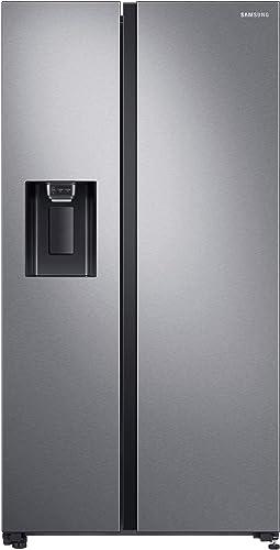 Réfrigérateur américain RS65R5401SL A+/ Grande capacité 617 litres/ Fabrique de glace
