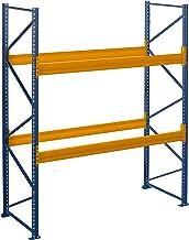 Palletrek rek voor zware lasten 13.10 m x 6.50 m (LxH) - 5 veld/rek belastbaar 2050 kg met 42 plaatsen