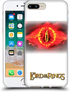 Official The Lord of The Rings: The Two Towers Eye of Sauron Character Art Soft Gel Case Compatible for iPhone 7 Plus/iPhone 8 Plus