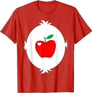 Funny Gift Smart Heart Bear costume Halloween T Shirt T-Shirt