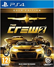 The Crew 2 Gold Edition (PS4) UK IMPORT REGION FREE