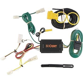 [SCHEMATICS_48ZD]  Amazon.com: CURT 56106 Vehicle-Side Custom 4-Pin Trailer Wiring Harness,  Select Toyota Sienna: Automotive | 2007 Tacoma Trailer Wiring 4 Pin Harness |  | Amazon.com