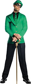Costume Men's Dc Super Villains Adult Riddler
