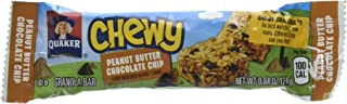 Quaker Chewy Granola Bar Variety Pack 60 Count