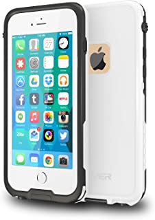 CellEver iPhone 6 / 6s Case Waterproof Shockproof IP68 Certified SandProof SnowProof Full Body Protective Cover Fits Apple iPhone 6 and iPhone 6s (4.7